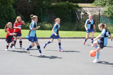 Girls Football Match06