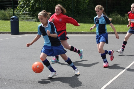 Girls Football Match15