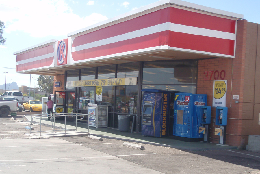 Image result for pics circle k tucson mountains