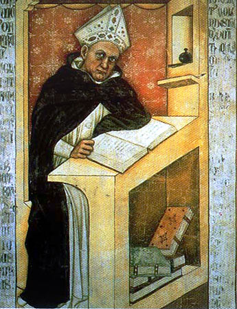 Liturgia di SantAlberto Magno  wwwmaranathait