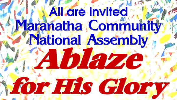 National Assembly - Ablaze for His Glory