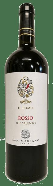 Vin rouge Salento Puglia