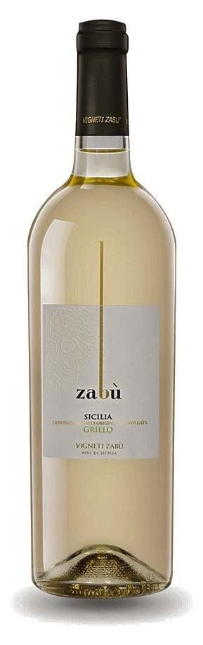 Vin blanc Grillo Sicilia
