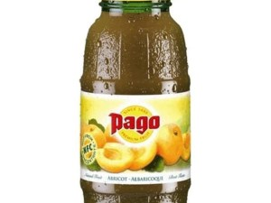 Jus de fruits Pago Abricot 20cl