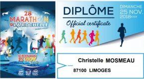 Christelle à La Rochelle