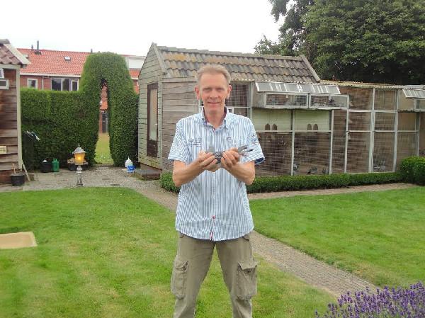 Jan Dekkers uit Nijverdal wint Orange in sector III