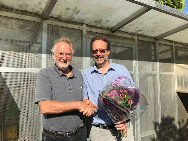 Hans Hanssen, Erlecom, 2e Kampioen Middaglossing SMN (deel 1)