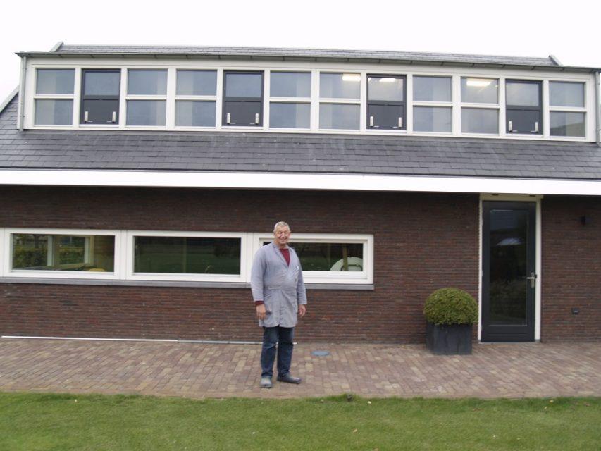 Johan Meulendijks, Bakel … Fondman met klasse (1)