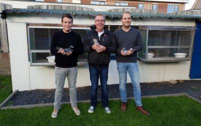Jan Hommes en znn, Akersloot, IJzersterk op Middag- en Ochtendlossing (Deel 6 en Slot)