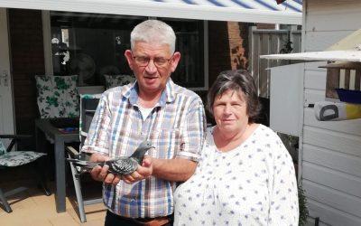 Ineke van der Rhee, Alblasserdam, wint Bergerac in sector 2
