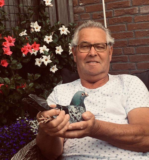 Henk Gerritsen, Woerden, wint Perpignan bij de Fondunie 2000