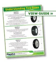 also how to measure  tire wheelbarrow tires hand truck rh marathonind