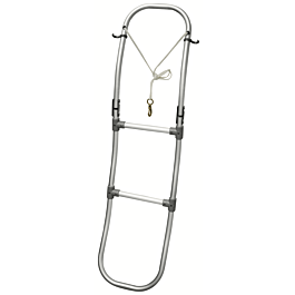 Folding ladder For Inflatable Boats 3 Step