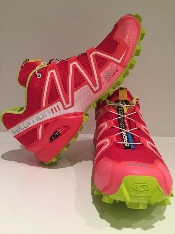 Salomon Speedcross 3W. Foto: privat