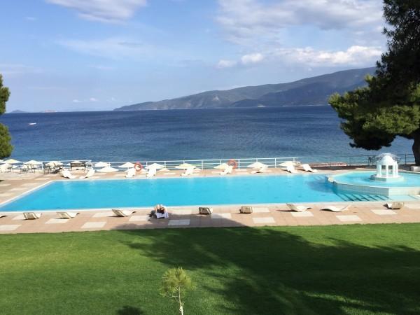 Kalamaki Beach Hotel. Foto: privat