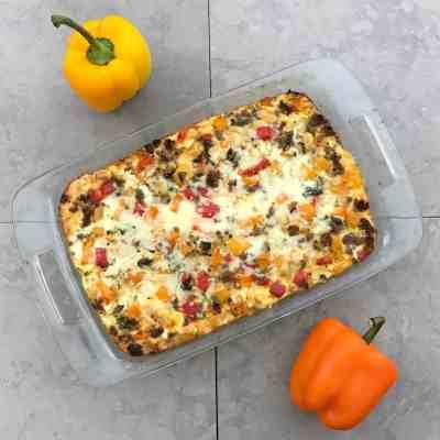 The Perfect Mother's Day Brunch Casserole & Dessert