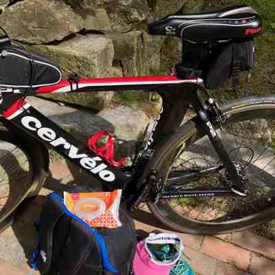 Five Things You Wish You Had in Your Triathlon Transition Bag