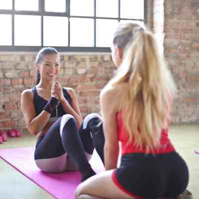 4 Fun Ways to Make Your Workouts Pop