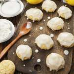 Gluten Free Lemon Drop Cookies