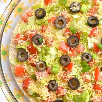 Light and Healthy Super Bowl Party Food