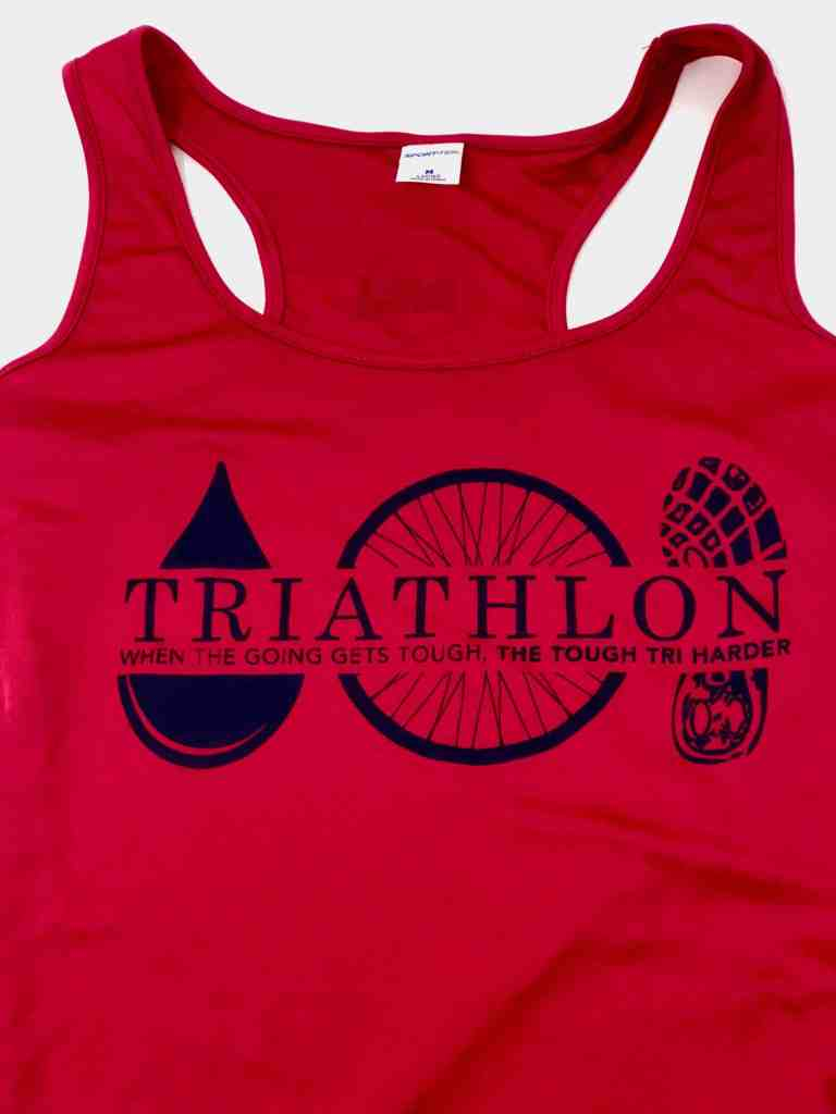 Running Tank for Her Tribe Athletics