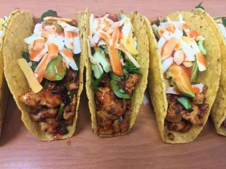 Easy Vegan Tempeh Tacos Recipe