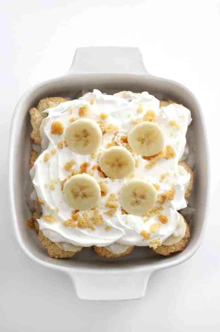 Southern Vegan Banana Pudding (Gluten-Free, Allergy-Free)