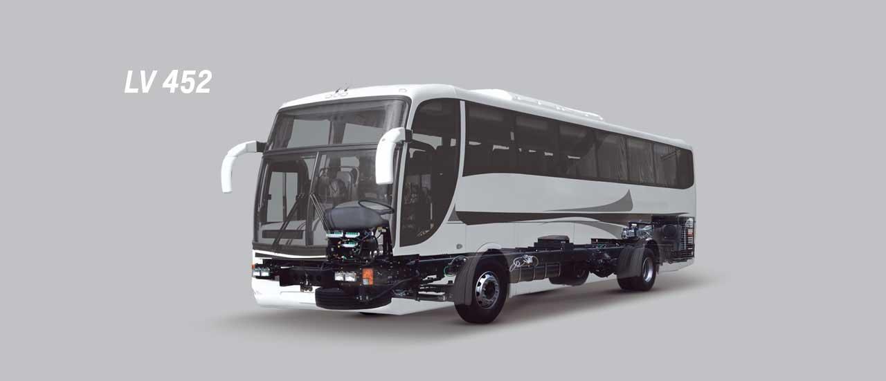 Bus LV 452