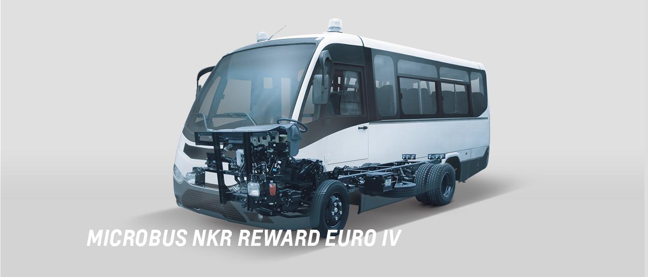 Banner-Microbus NKR