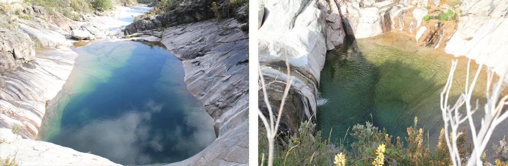Cascata das 7 Lagoas no Gerês