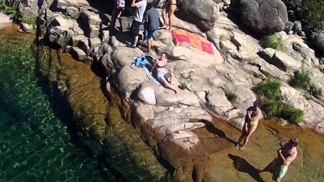 Vídeo Gerês Lagoa da Portela do Homem