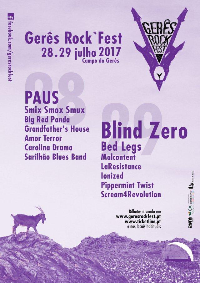 Gerês Rock'Fest 2017