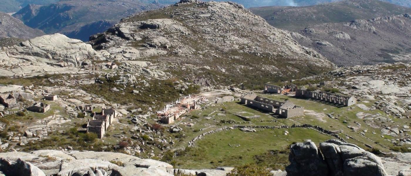 Neve no Gerês | Minas dos Carris