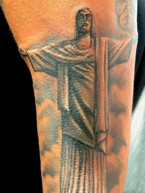 Tatuajes Con El Cristo Redentor