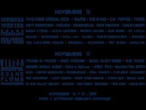 artistas corona capital-2019