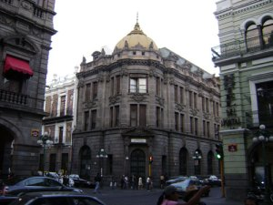 Centro histórico de puebla
