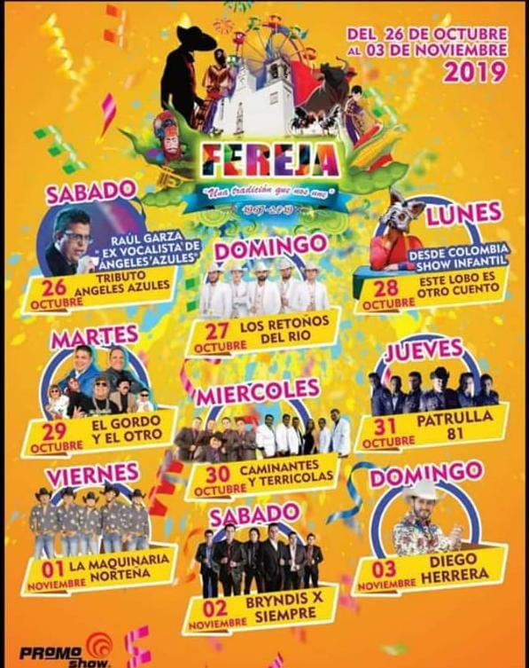 Feria juan aldama 2019