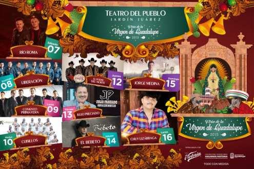 programa feria guadalupe zacatecas