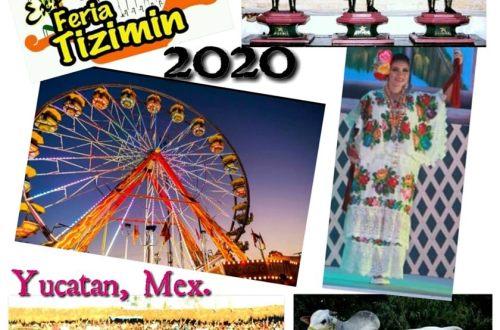 feria tizimín 2020