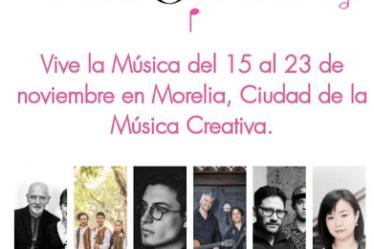 festival de música morelia 2019
