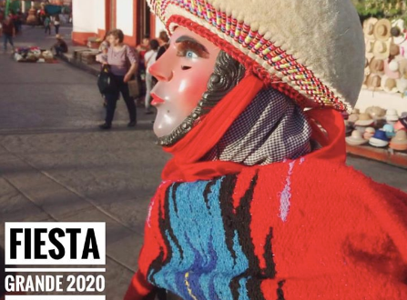 fiesta grande chiapa de corzo 2020
