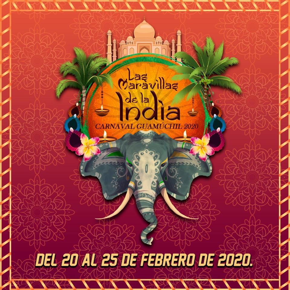 carnaval guamúchil 2020
