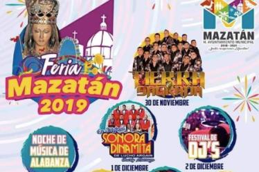 feria mazatán 2019