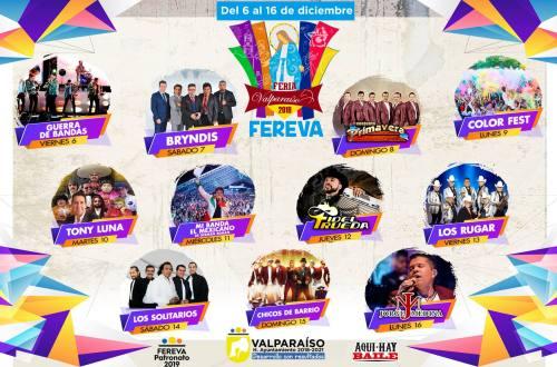 feria valparaíso 2019