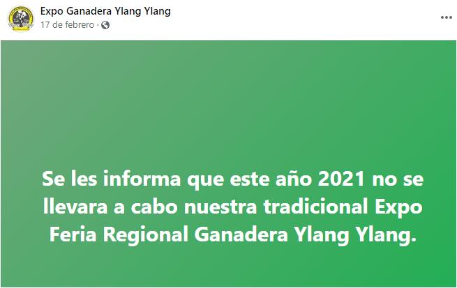 feria ylang ylang 2021