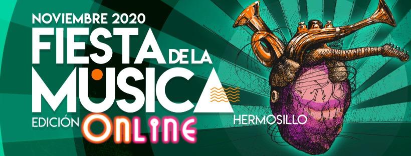 fiestas de la musica hermosillo 2020