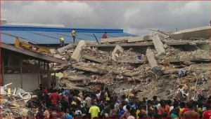 Synagogue Collapse