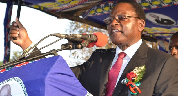 Reverend Lazarus Chakwera