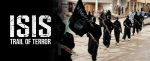 ISIS trail of Terro