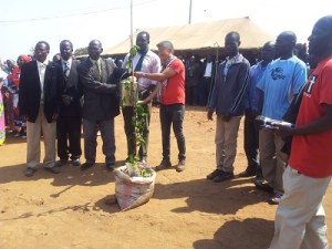 GVH -sabango with Wong Symbolic ceremony